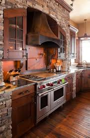 rustic kitchen design ideas 299 best rustic kitchens images on log home kitchens