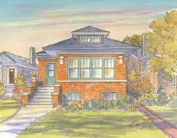 Craftsman Style Bungalow 49 Best Chicago Bungalo U0027s Images On Pinterest Craftsman Style