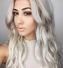 how to make hair white 40 hair color ideas