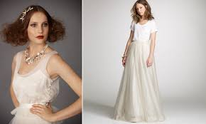wedding separates bridal separates the alternative to a wedding dress