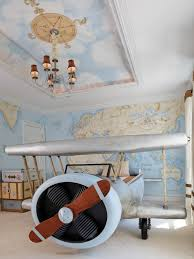 Dahlia Nursery Bedding Set Airplane Decor For Office Aviationthemed Bedroom Dahlia