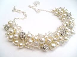 chunky necklace pearl images Chunky gold necklace awwake me jpg