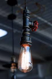 Light Bulbs For Pendant Lights Old Fashioned Industrial Pipe Lamp Pendant Lighting Judy