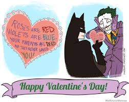 batman valentines card batman gets a valentines day card weknowmemes