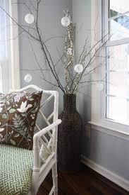 Wonderful Christmas Ideas for Floor Decoration with Branches