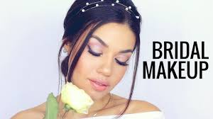 wedding makeup bridesmaid bridal wedding makeup tutorial bridesmaid makeup eman