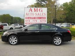 lexus in nc 2008 lexus es 350 4dr sedan in raleigh nc amg auto sales inc