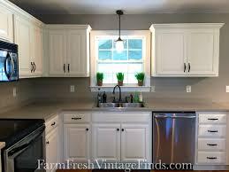 Gf Linen Milk Painted Kitchen Cabinets General Finishes Design