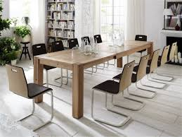 Esszimmergruppe Nussbaum Essgruppe Tisch Mit Auszug Stühle Lederbezug Esszimmer Eiche