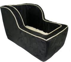 snoozer pet products luxury microfiber high back console dog u0026 cat