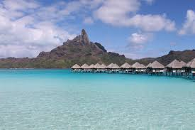 Map Of Bora Bora Paradise Found At Le Méridien Bora Bora Destinations U0026 Desserts