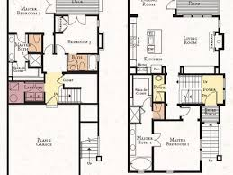 Townhouse Floor Plan Luxury Small Luxury House Plans