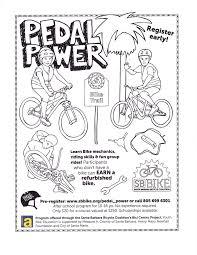 pedal power santa barbara bicycle coalition