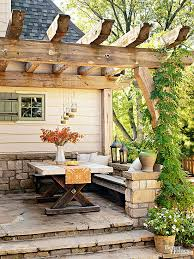 Outdoor Patio Landscaping Small Patio Ideas