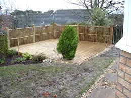 Small Garden Decking Ideas Magnificent 20 Garden Design Decking Ideas Inspiration Design Of