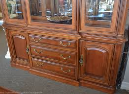 lexington furniture china cabinet american drew china cabinet brilliant buffet hutch new england home