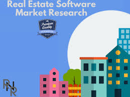 new market study of real estate software market and its detail
