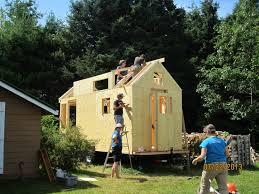 Yestermorrow Tiny House by Pei Tiny House My Tiny Refuge