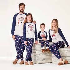 famjams woodland creatures family pajamas jcpenney