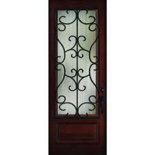 Decorative Glass Interior Doors Doors With Glass Wood Doors The Home Depot