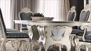 Luxury Dining Room Table Interior Design Classic Dining Room Luxury Interior Design