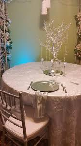 table cloth rental taffeta ribbon tablecloth rental
