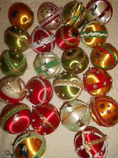 satin ornaments ebay