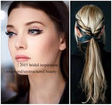 hair trends for 2015 bridal hair and makeup inspiration 2015