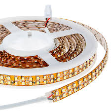 smd led strip light dual row led light strips led tape light with 72 smds ft 1