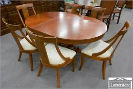 solid cherry dining room set exquisite ideas ethan allen round dining table vibrant idea ethan