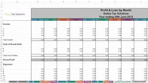 Accounting Spreadsheets Excel Self Employed Accounts Spreadsheet Haisume