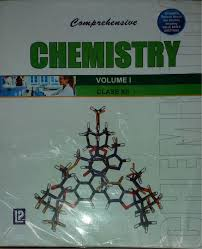 comprehensive chemistry for class 12 set of 2 volumes new