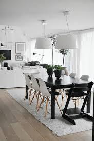 Esszimmer Fur Kleine Wohnungbg Schwarz Weiß Esszimmer Möbel Wohnen Pinterest Weiße