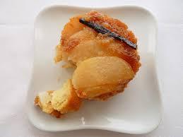 passette cuisine pastry studio pear vanilla cakes