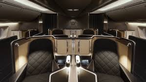 british airways new 787 9 first class cabin is a step in the right