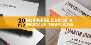 Business Cards Mockups 20 Free Business Cards U0026 Mockup Psd Templates Graphicsfuel