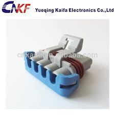 wholesale auto 4 pin waterproof wiring harness connector speaker