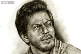 have you seen these 14 captivating sketches of shah rukh khan