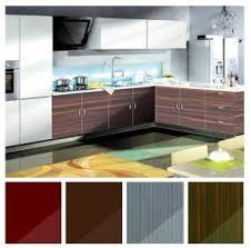 china high glossy acrylic kitchen cabinet sets modular kitchen