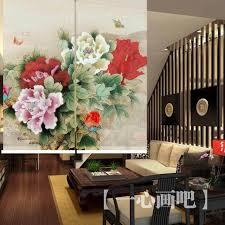 Hanging Art Height Aliexpress Com Buy Hanging Room Dividers Screens Printed