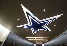 Cowboys Flag Cowboys Open Sparkling Facility Try To Focus On Football The
