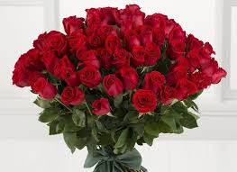 Long Stem Rose Bouquet Of Flowers Red Roses Same Day Delivery Singapore