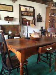 Primitive Dining Room Tables 47 Best Farm Tables Images On Pinterest Farm Tables Kitchen