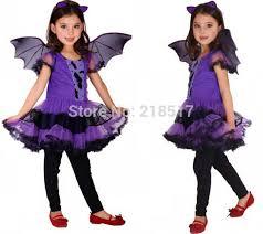 Carnival Halloween Costumes Xl Cute Purple Bat Carnival Halloween Costumes Kids