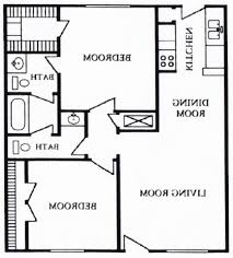 floor plans for 800 sq ft apartment home design 81 marvelous dining table for 4s