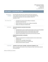 Example Accounting Resumes by Example Resume Public Accountant