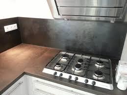 cuisine beton cire beton cire cuisine plan de travail credence sol transitional