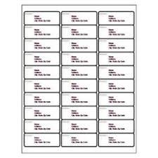 Address Labels 30 Per Sheet Template Avery 30 Per Page Address Label Template 30 Per Sheet 2015