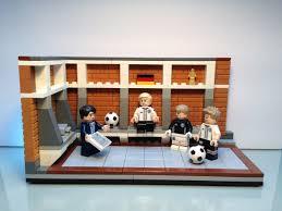 lego ideas soccer locker room