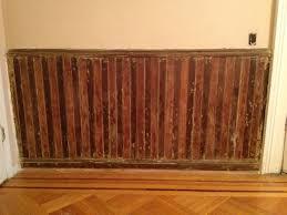 Pronunciation Of Wainscoting Installing Wood Wainscoting In Bathroom U2014 John Robinson House Decor